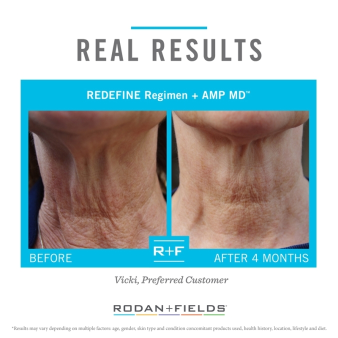REAL RESULTS - REDEFINE +AMP MD