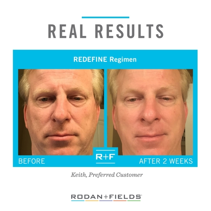 REAL RESULTS - REDEFINE Regimen