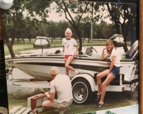 Jerry, Jeree, and Tammy